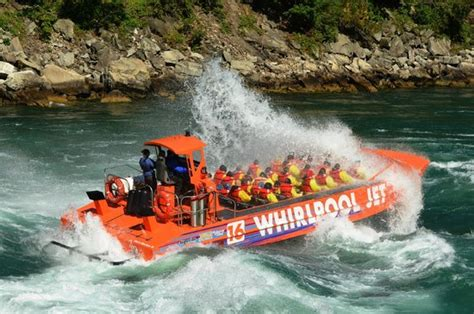 Boat R Rollers Canada by Roller Coaster On The Water Review Of Whirlpool Jet Boat
