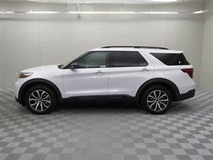 New 2021 Ford Explorer St