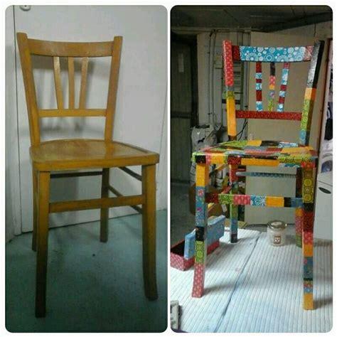 patchwork attitude chaise en decopatch tr 232 s simple 224