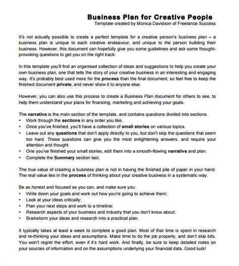 sample business action plan  examples  word  format
