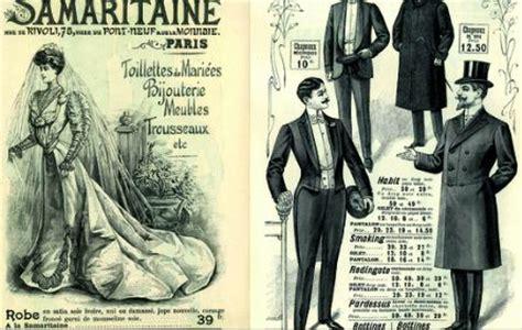 la mode au fil de l histoire la naissance de la haute couture et du pr 234 t 224 porter