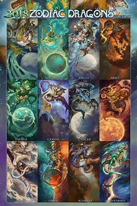 Zodiac Signs Calendar Zodiacs By The Sixthleafclover On Deviantart