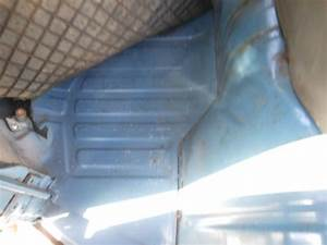 1960 Original Dove Blue Logos Patina Slammed Vw Single Cab