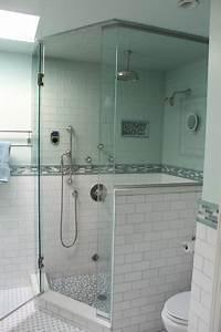 Beachy & Coastal Master Bath - Beach Style - Bathroom