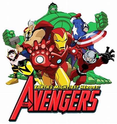 Avengers Clip Marvel Clipart Hulk Cartoon Cliparts