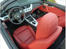 BMW Z4 interior The Truth About Cars