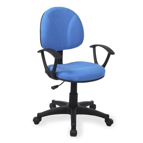 chaise de bureau tissu fauteuil chaise de bureau avec accoudoirs hauteur réglable