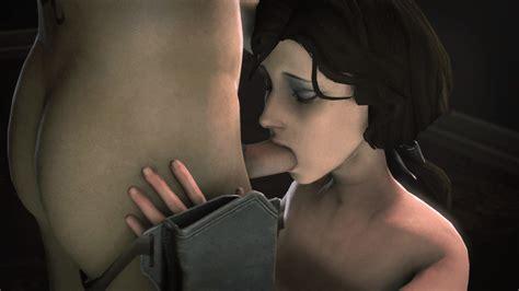 Bioshock Blowjob Videogame  3d Hentai