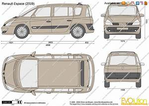 Dimension Scenic 4 : renault espace grand dimensions ~ Gottalentnigeria.com Avis de Voitures
