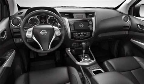 Nissan 2020 Interior by 2020 Nissan Frontier Engine Redesign Release Date And