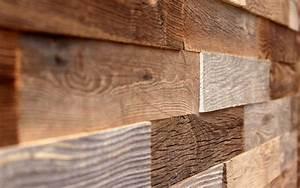Wandgestaltung Mit Steinen : wandgestaltung mit holz ~ Markanthonyermac.com Haus und Dekorationen