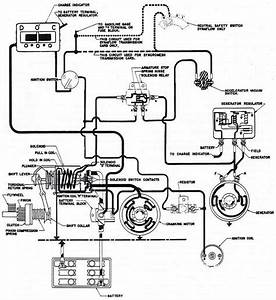 Chevy Truck Floor Starter Wiring Diagram