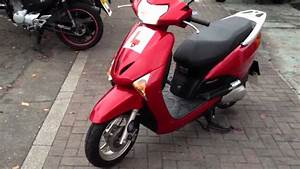 Honda Lead 110 : honda nhx lead 110 2008 in red youtube ~ Dallasstarsshop.com Idées de Décoration