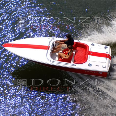 Donzi Boat Windshield by Black Canvas Cockpit Cover Donzi 16 Classic No Windshield