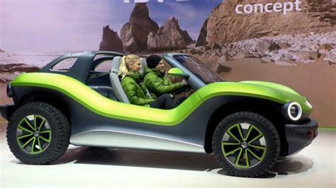 2020 Volkswagen Dune Buggy 2020 volkswagen i d buggy all electric dune buggy
