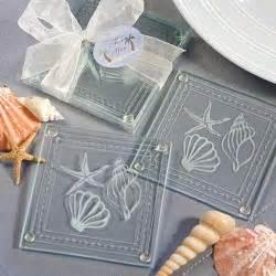glass wedding favors themed glass coaster favors wedding favors 1180935 weddbook