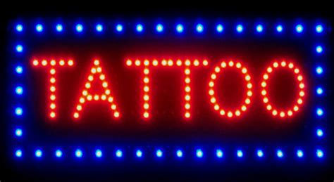 led neon open window sign