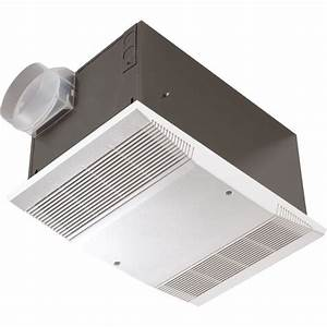 Nutone 70 Cfm Ceiling Exhaust Fan With 1500