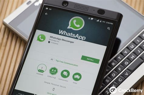 whatsapp for blackberry 10 is dead time to switch to a blackberry keyone or motion