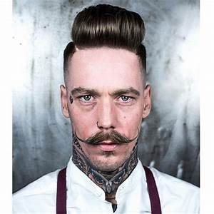 Awesome 50 Exceptional Handlebar Mustache Styles How To