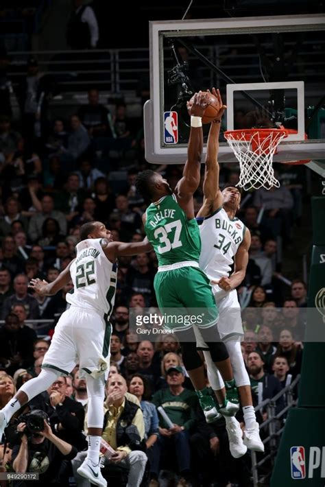 Boston Celtics v Milwaukee Bucks - Game Three | Milwaukee ...
