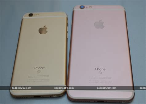 when will iphone 6s come out iphone 6s and iphone 6s plus review ndtv gadgets360