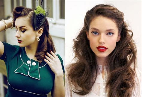 1940s S Hairstyles How To Create by 1940s Hairstyles For Womens To Try This Year Feed