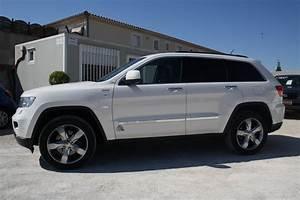 4x4 Ocasion : 4x4 jeep grand cherokee v6 overland premi re main vente et rachat de 4x4 tout terrain ~ Gottalentnigeria.com Avis de Voitures
