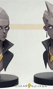 http://oskarkuijken.com/#HD0   Concept art characters ...