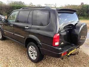Suzuki Grand Vitara Xl 7 Diesel 4x4 7 Seater Manual Black