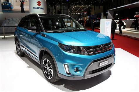 suzuki nuevo vitara  entra  produccion autos actual