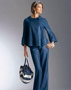 Pantalon De Soiree Chic : tailleur chic pour mariage ~ Melissatoandfro.com Idées de Décoration