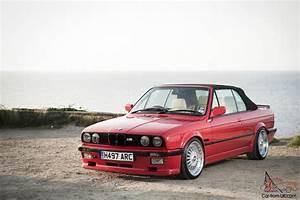 1990 Bmw E30 325i Convertible E36 M3 3 2 Petrol