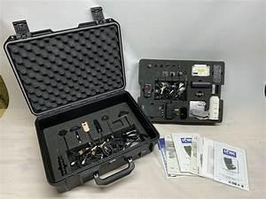 Genuine Military Sonic Spy Covert Surveillance Camera