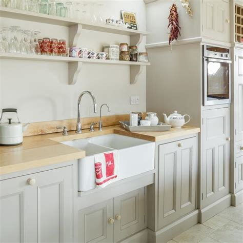 kitchen island makeover ideas makeover country style kitchen ideal home