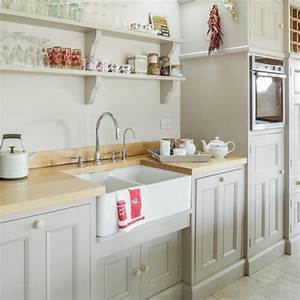 Makeover Country Style Kitchen Ideal Home