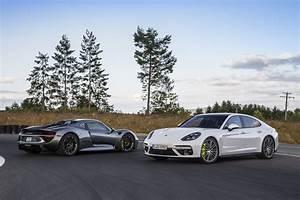 Panamera Turbo S E-Hybrid, Ford Mustang, Audi RS 5