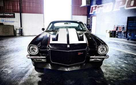 Car, Chevrolet, Chevy, Chevrolet Camaro Z28, Muscle Cars