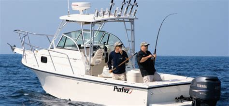 Parker Boats Weekend by Parker Bay Boats Research