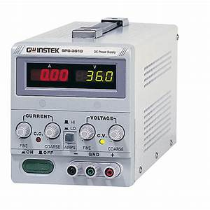 Instek Sps 1230 Dc Switching Single Output Switching Power Supply 12v 30a From Cole