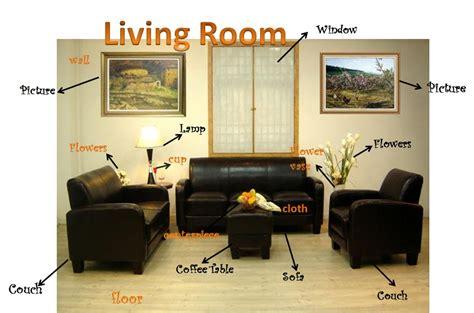 description of living room lexi