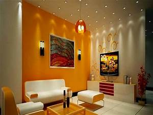 Room wall colour selection : Drawing room wall credit colour combination homes