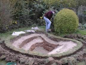 Building Backyard Pond