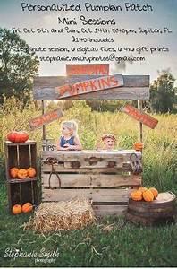 Cute fall mini session idea by Stephanie Smith