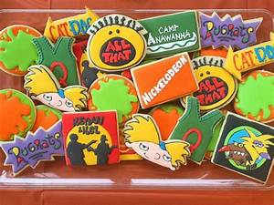 NickALive!: Man Has Epic Nickelodeon-Themed Throwback ...