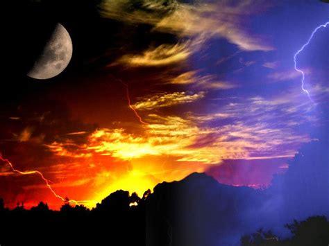sun  moon comp god   great lights