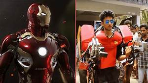 Indian Engineering Student Builds a Real-Life Iron Man ...