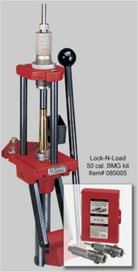 50 Bmg Kit by Hornady Reloading Presses Kits
