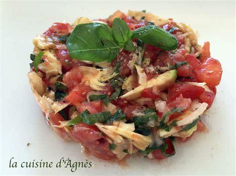 tartare cuisine tartare de tomates et d artichauts violets blogs de cuisine