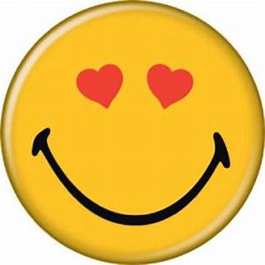 Smiley Face Hearts - ClipArt Best